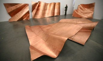 One of Vietnamese-born artists Danh Vo's works.