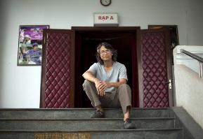 Vietnamese-American filmmaker Minh Nguyen-Vo Nghiem