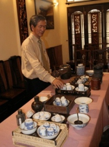 Antique collector Tran Dinh Son