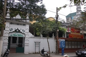 Al Noor Mosque in Hanoi