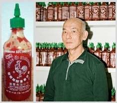 David Tran, the invendor of Rooster Sriracha.