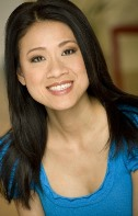 Actress Huong Hoang