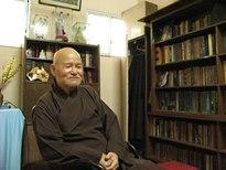 Thich Quang Do of the Giac Hoa Pagoda