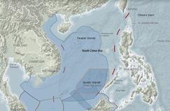 Disputed islands
