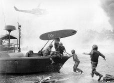 Apocalypse Now's surfing scene