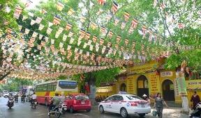 Buddhist celebration