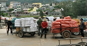 Cheap Chinese imports deluge market