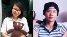 Nguyen Phuong Uyen and Dinh Nguyen Kha