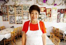 Restauranteur Lien Pham