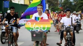 LGBT celebrates 2nd Gay Pride Parade