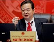 Prime Minister Nguyen Tan Dung