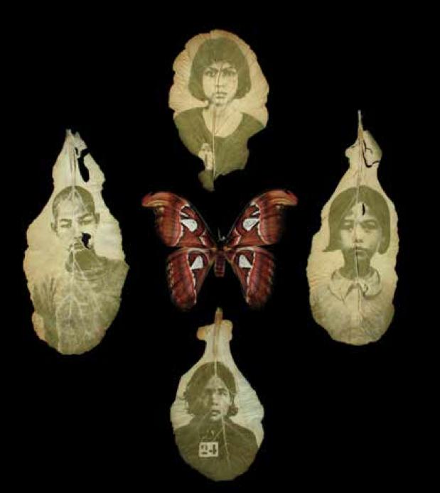 Binh Danh, Ancestral Alters