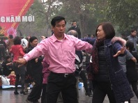 Vietnamese government foiled anti-china protest