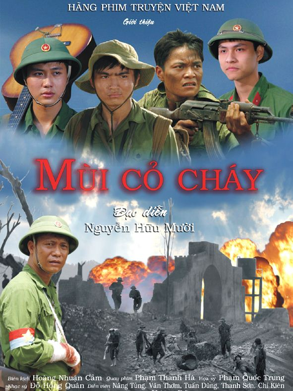 """Nguyen Huu Muoi's 2012 """"Mui co chay"""" (The Scent of Burning Grass)"""