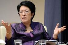 Vietnamese diplomat Ton Nu Thi Ninh