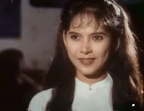 Actress Thuy Tien Phuong, a pure, gentle, vulnerable piano student who achieves success in her career but loses her true love in Vi dang thinh yeu, one of the best Vietnam's 'instant noodles' movies of the 1990's.