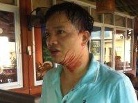 Human rights lawyer David Nguyen