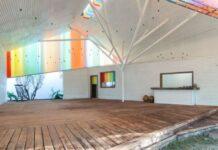 The Chapel in Vietnam by designer a21studio