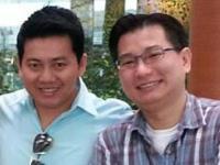 Pham Van Thoai and Gabriel Kang