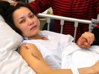 Hostage victim Sheila Tran
