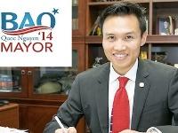 Mayor Bao Quoc Nguyen