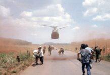 Fleeing Saigon