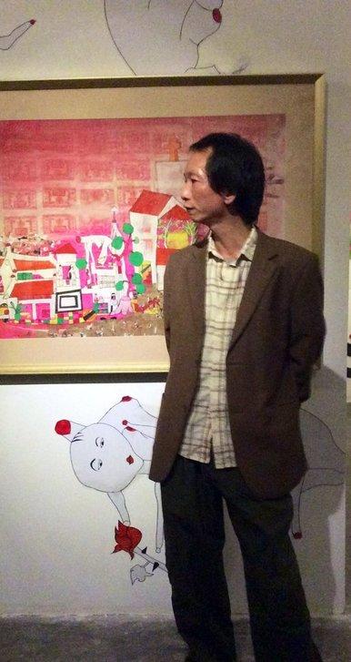 Nguyen Khanh Toan 'yin' Cuci Fine Art Hanoi December 2014