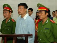 Rights activist Truong Duy Nhat