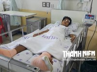 Vietnamese man injured in bomb blast