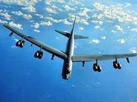 U.S. bomber plane