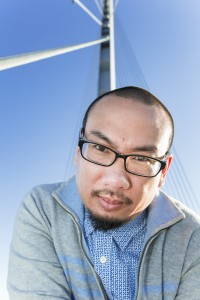 """Poet's Statement: """"For most of my writing life, I didn't write much about my past or personal life. That changed once I became a father. It's theorized that trauma is passed down, and since Vietnamese history (much less Vietnamese American history) is not taught or valued or readily accessible in America, I worry if something were to happen to me, how would my daughter have access to this side of her history. I was lucky in that I had parents who told me stories about Vietnam and their experiences when I was growing up. I hope to create poems to create a sort of map for her, and any other people who would find such work helpful."""""""