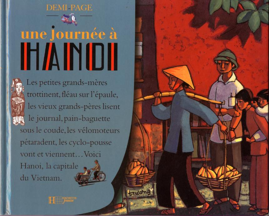 Une journee a Hanoi