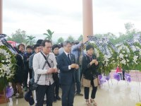 Commemorating mass killing by Korean troops