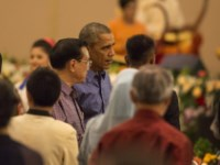 President Obama at ASEAN summit