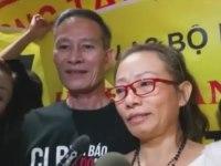 Nguyen Van Hai (L) and Ta Phong Tan
