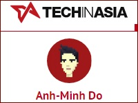 Tech in Asia: Anh-Minh Do