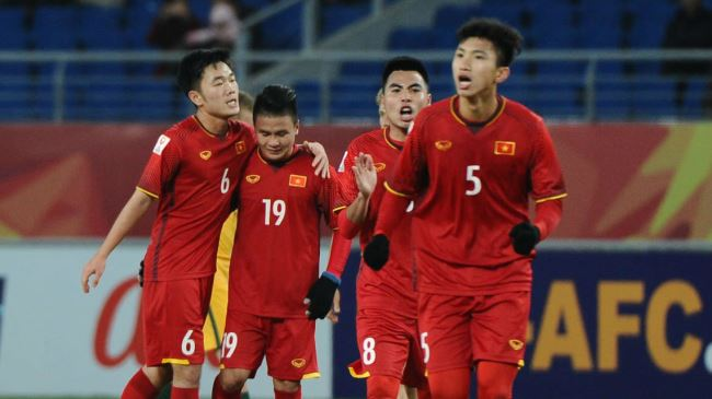 ASEAN supports Vietnam's team
