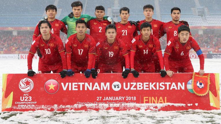 Vietnam in U23 final