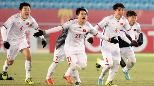 Vietnam in semifinal win
