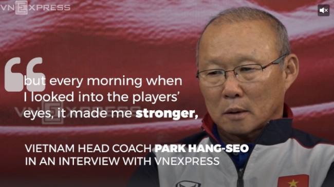 Coach Park Hang-seo