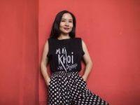 Mai Khoi--a Vietnamese artist, celebrity, and dissident musician