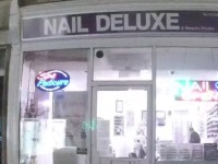 Nail salon in UK