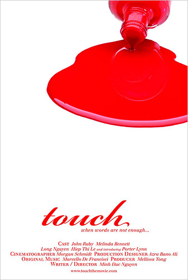 Touch movie poster