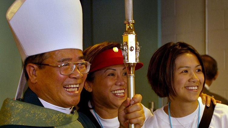 Dominic Luong, first Vietnamese American bishop in U.S., dies at 77
