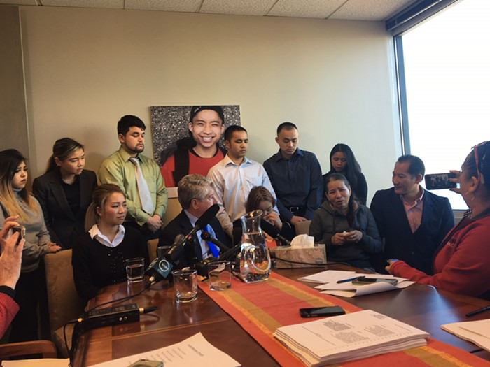 Tommy Le's Family Sues King County Over the 20-Year-Old's Death, Claiming Racial Bias