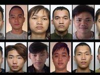 Missing Vietnamese teenagers