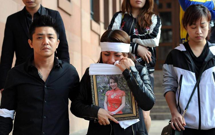 Quyen Nguyen's family