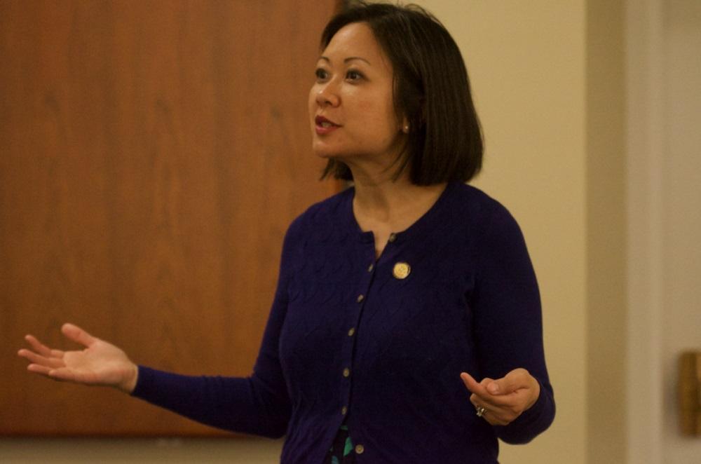 VA Del. Kathy Tran