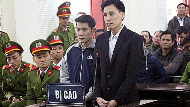 Nguyen Nam and Hoang Duc Binh