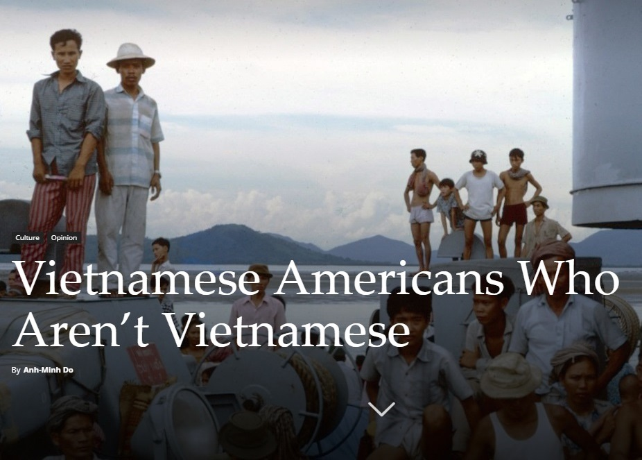 Who is the Vietnamese America